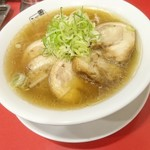 69771360 - 炙り叉焼麺1120円