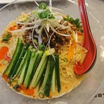 華陽麺坊 - 冷やし坦々麺