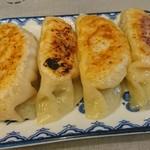 華陽麺坊 - 焼き餃子