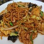 華陽麺坊 - 天津炒麺