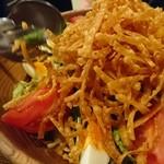 宴屋 とんぼ  - とんぼサラダ