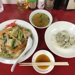 香蘭園 - 中華飯+水餃子