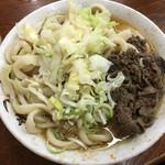 69773979 - 肉うどん(大)650円