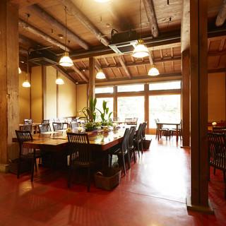 伝統ある酒蔵の日本家屋でゆったりとした極上の空間
