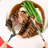 和良自由が丘工房&WARA CAFE - 料理写真:牛サーロインのグリル、ランチ&ディナーどちらでもお召し上がりいただけます!