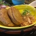 そば処 大西 - 揚げ蕎麦がき