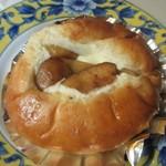 パン工房 Nohmi - りんごと紅茶190円。