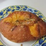 パン工房 Nohmi - おさつポークチーズウインナー190円。