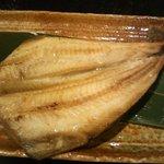 旬の魚と旨い地鶏 魚鶏屋 - ほっけ(780円)