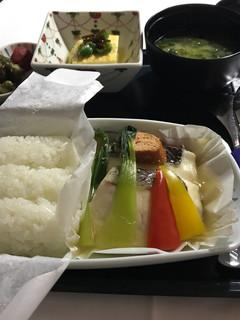 ANA全日空羽田発着国際線機内食 -