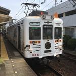 69781738 - 2017年7月。和歌山駅からたま電車で出発!