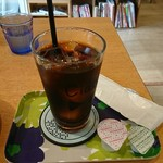CAFE 101 - アイスコーヒー。