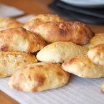パン ビヨリ - 料理写真:トウモロコシのチャパタ