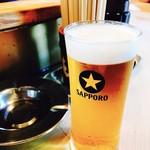69782227 - お昼のサービスビール♡