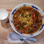 スーラーメンまくり - 酸辣麺