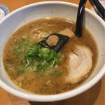 鶏そば一休 - 煮干醤油そば¥680 by masakun
