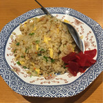 鶏そば一休 - セットの半チャーハン¥240 by masakun