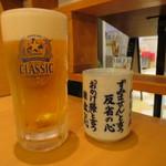 69785111 - ビール 238円(2017年7月)