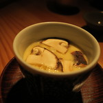 鈴しろ - 松茸と銀杏の茶碗蒸し