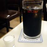 珈琲舎 バン - アイスコーヒー