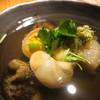 鈴しろ - 料理写真:大根、玉子、白バイ貝のおでん