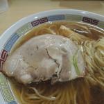 煮干鰮らーめん 圓 - チャーシュー