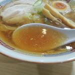 煮干鰮らーめん 圓 - 煮干しラーメンのスープ