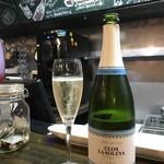 スペインバル ピー - シャンパン!