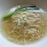 ザ シノワ テイスト オブ カントン - 上湯スープ麺