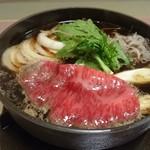 すき焼 三光舎 - スペシャル牛すき焼き定食、ランチで3800円