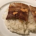 69791444 - イベリコ豚のソテーが以上に美味しい