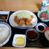 弥生寿司 - 料理写真:唐揚げ定食