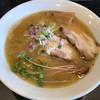 ラーメン ニューヨーク ニューヨーク - 料理写真:ニューヨークソルト850円(税込)