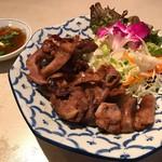 ニュー シャム - 豚タン焼き