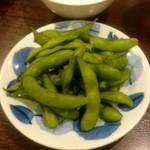 台湾小籠包 - 枝豆