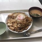 大浦食堂 - バタ丼スペシャル
