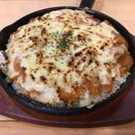 アーナンド - 料理写真:気まぐれ焼きカレー800円(税込)