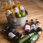 スポーツバルBARcanaria - 種類豊富なボトルビール