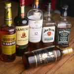 スポーツバルBARcanaria - ウイスキー約10種類