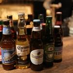 イグアンドピース パトロン - 海外ビールも安心の品揃えです♪