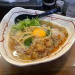 麺屋 よつ葉 - スタミナ台湾らーめん