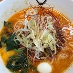 麺家 神明 - クリーミー担々麺①