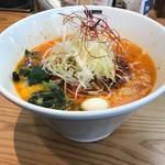 麺家 神明 - クリーミー担々麺②