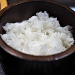 おひつ膳 田んぼ - ご飯が美味しい