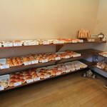 パン工房 やちよ - 少数精鋭のラインナップ