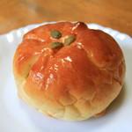 パン工房 やちよ - かぼちゃパン