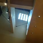 KAPPABASHI COFFEE & BAR - 高い天井