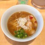 仙臺麺屋 しゃも - 醤油ラーメン 700円