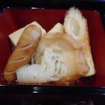 旬菜‐小豆 - 煮物