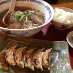 69801683 - ラーメン餃子定食